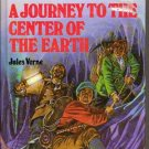 A Journey to the Center of the Earth - Jules Verne - 1990 Hardcopy 0866119604