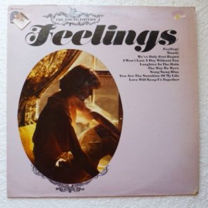 Feelings - The Young Lovers lp spc-3548
