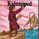 Kidnapped - Robert Louis Stevenson 1977 Illustrated Classic Editions No 4505
