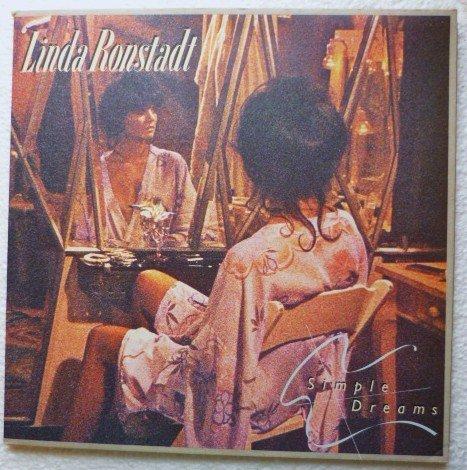 Simple Dreams lp - Linda Ronstadt Gatefold 6e101