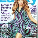 Lucky Magazine June 2011 - Unread - Love Your Hair Fergie on Flirting