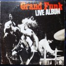 Grand Funk Live Album - Double lp swbb-633