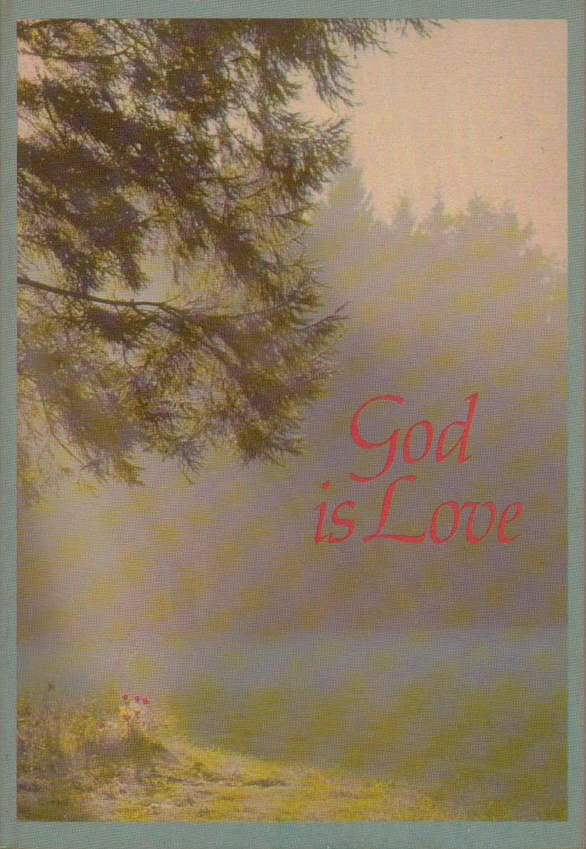 God Is Love - Sacred Thoughts and Scriptures 0837850010