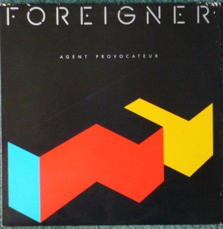 Foreigner lp Agent Provocateur 81999-1-e