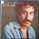 Life and Times lp by Jim Croce abcx-760 Gatefold