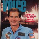 Full Gospel Business Mens Voice Magazine 1986 - The Future of Space Program