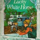 Lucky Lucky White Horse - Beryl Epstein TW3243