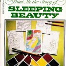 Paint Me the Story of Sleeping Beauty Paperback 0448124297