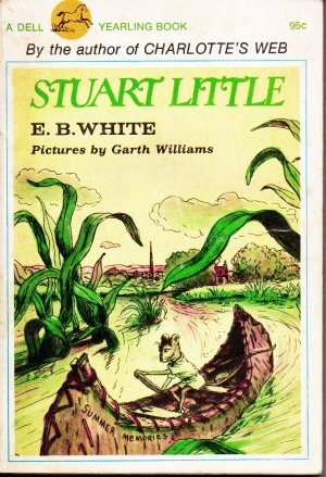 Stuart Little - E B White - 1972 Paperback