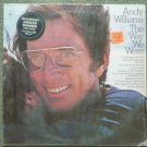 The Way We Were lp - Andy Williams c 32949