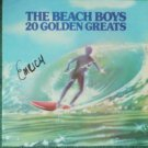 20 Golden Greats lp by The Beach Boys emtv1