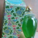 Avon Bird of Paradise Emollient Oils for the Bath Vntg NIB 6 oz