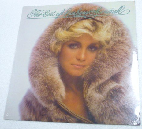 The Best Of Barbara Mandrell lp - Sealed Album - Self Titled mca3282