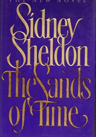 The Sands of Time by Sidney Sheldon First Edition Hardcopy 0688065716