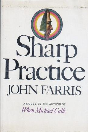 Sharp Practice by John Farris - First Edition - 0671218328