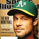 Sports Illustrated - Unread - Sept 26 2011 - Brad Pitt - Moneyball