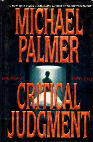 Critical Judgment by Michael Palmer - Hardcopy - 0553100742