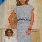 Butterick Pattern 5154 - Uncut -  Dress and Jacket Sizes 8-10-12