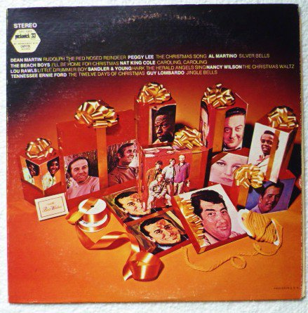Ill Be Home For Christmas lp by Various Artists spc-1009