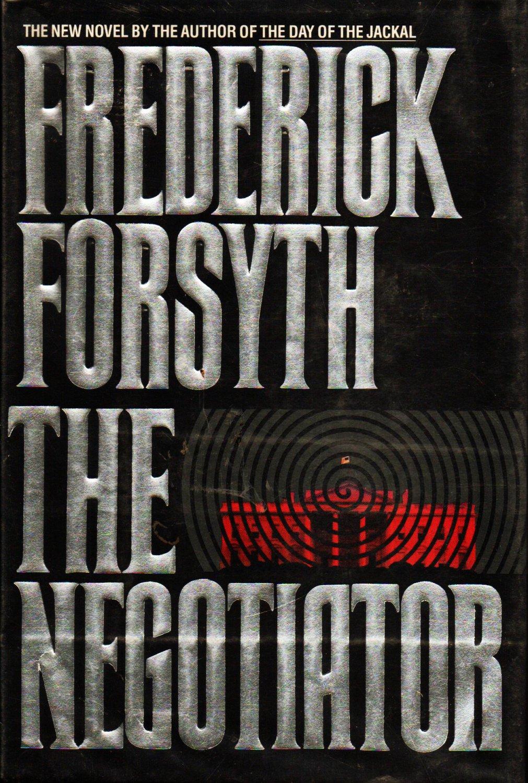 The Negotiator - Frederick Forsyth 0553053612