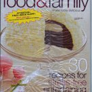 Unread Kraft Food and Family Magazine Holiday 2009 Sealed