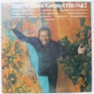 Andy Williams Greatest Hits Vol II lp kc 32384