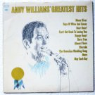 Andy Williams Greatest Hits lp - Self Titled - kcs 9979