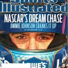 Sports Illustrated - Unread - October 17, 2011-Jimmie Johnson-Nascar&#39;s Dream Chase