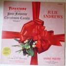 Firestone Presents Your Favorite Christmas Carols Vol 5 slp-7012 J Andrews NM-