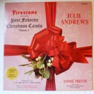 Firestone Presents Your Favorite Christmas Carols Vol 5 slp-7012 J Andrews