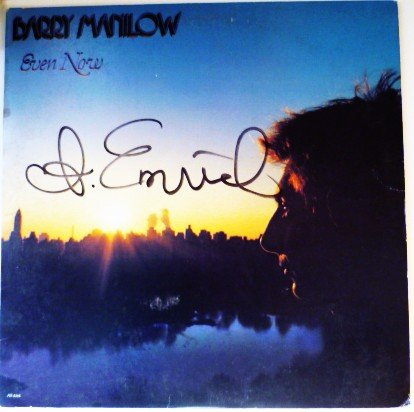Even Now lp by Barry Manilow ab 4164 -nm-