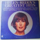 Greatest Hits - Helen Reddy 1975 lp st-11467 - vg