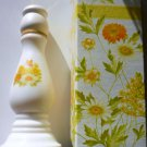 NIB Vintage Avon Buttercup Candlestick Moodwind Cologne 6 Fl Oz - Full