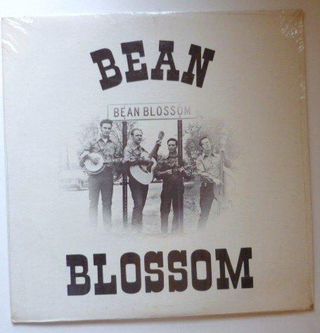 Bean Blossom Record lp Popejoy Jones Jackson Whittemore