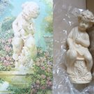 Avon Florentine Cherub Fragrant Seasons Decorative Pomander NIB Vintage