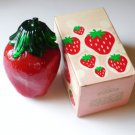 Avon The Big Berry with Strawberry Bath Foam - 10 fl oz Vintage New in Box