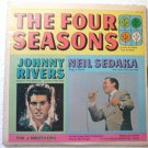 The Four Seasons / Neil Sedaka / The J Brothers lp dlp-185