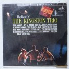 The Best of the Kingston Trio lp Self Titled ST1705