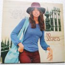 No Secrets lp by Carly Simon eks 75049