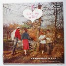 With a Song in My Heart lp - Lawrence Welk crl 57147