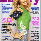 Lucky Magazine - Unread - February 2012 Elizabeth Banks, 237 Cute Spring Outfits
