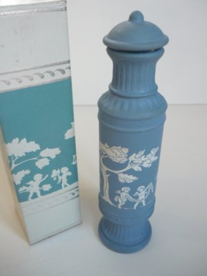 Avon Avonshire Blue Field Flowers Cologne Vintage Full New Unused