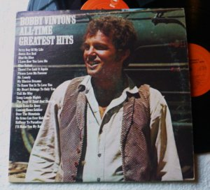 Bobby Vintons All-time Greatest Hits lp keg 31487