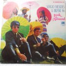 Sergio Mendes and Brasil 66 Look Around lp sp4137