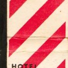 Hotel Statler Matchbook Cover - Vintage - Match book
