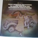 Foggy Mountain Breakdown lp Bonnie and Clyde Era Bluegrass Pickers cas2243