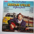 King of the Road lp by Boxcar Willie 20 Great Tracks smi 1-24 good-