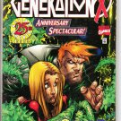 Generation X 25th Issue Anniversary Marvel Comicbook NM 1997