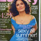 Lucky Magazine - Unread - No Label - May 2012 Salma Hayek