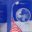 1940 San Antonio Rose Sheet Music by Bob Wills